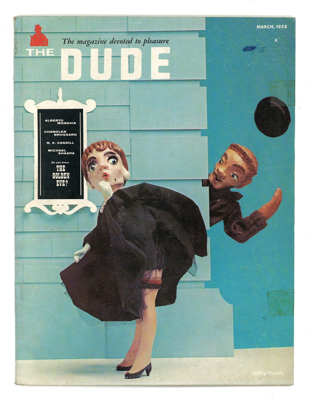 Dude Vol 2 No 4 March 1958