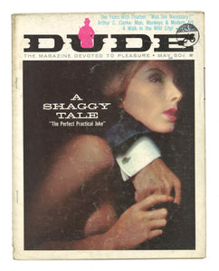 Dude Vol 6 No 5 May 1962