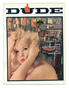 Dude Vol 7 No 5 May 1963