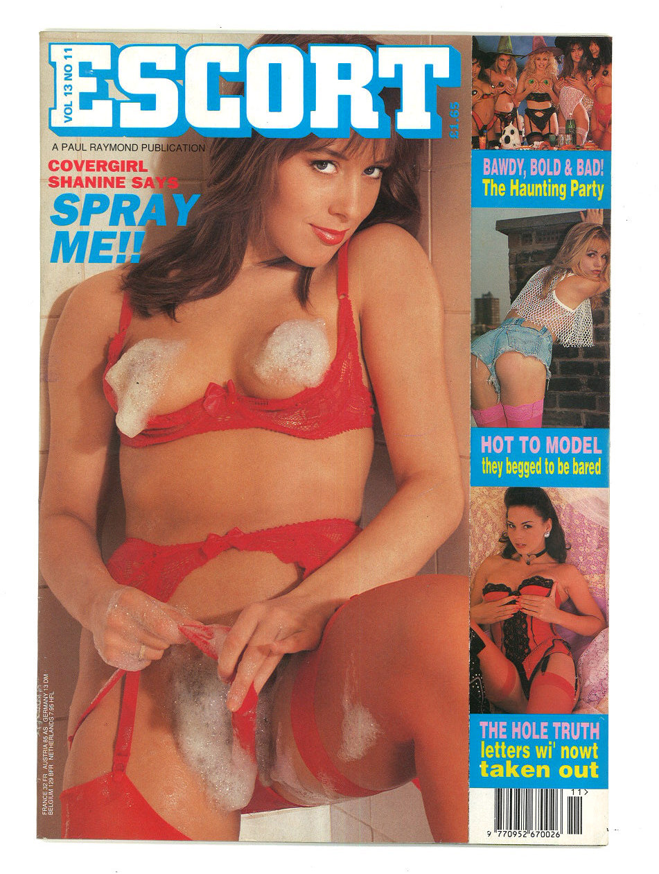 Escort Vol 13 No 11