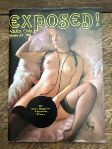 Exposed Issue 33