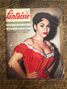 Fantaisie No 6 Aug 1955