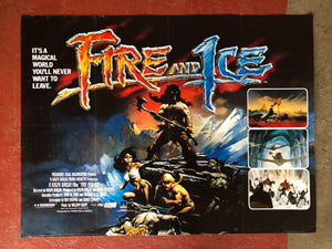 Fire and Ice 1983