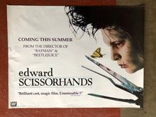 Load image into Gallery viewer, Edward Scissor Hands Teaser