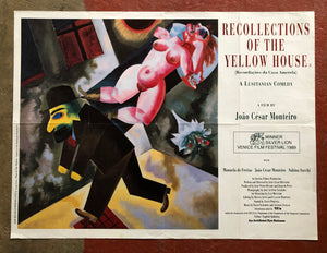 Recollections Of The Yellow House, 1989