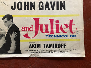 Romanoff and Juliet, 1961