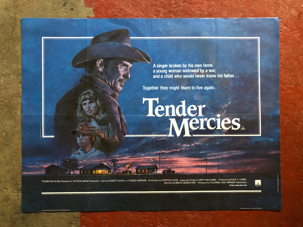 Tender Mercies, 1983