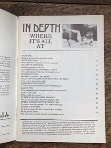 In Depth Vol 4 No 1 1975