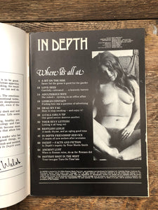 In Depth Vol 4 No 8 1975