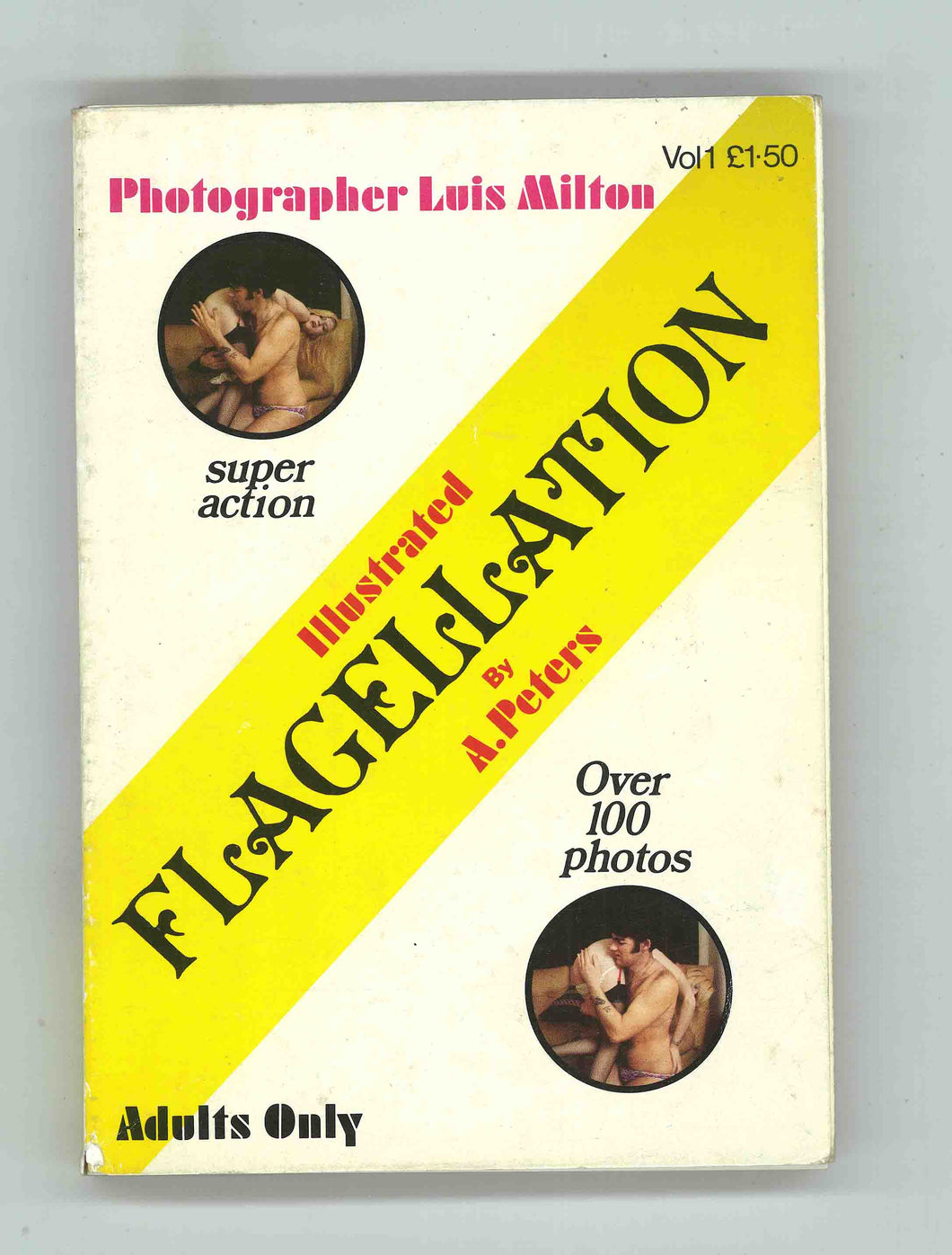 Illustrated Flagellation Vol 1