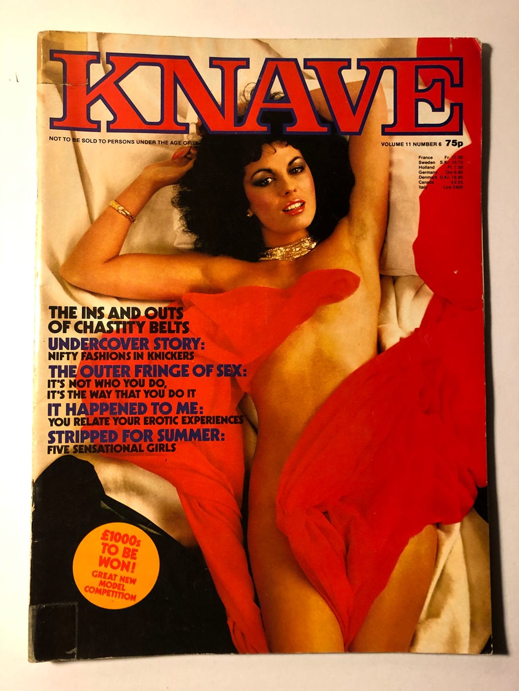 Knave Vol 11 No 6