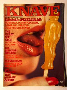 Knave Vol 9 No 7