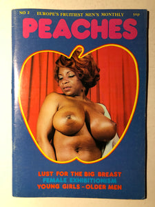 Peaches No 2 (Pocket Size)