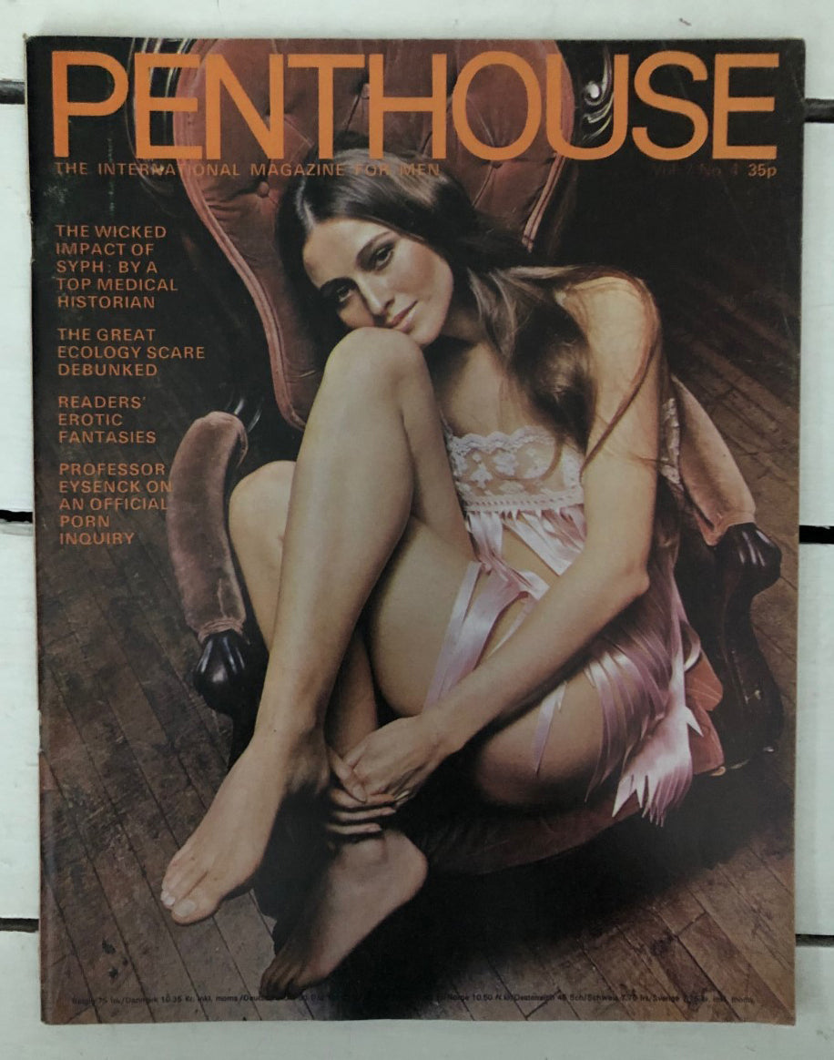 Penthouse Vol 7 No 4