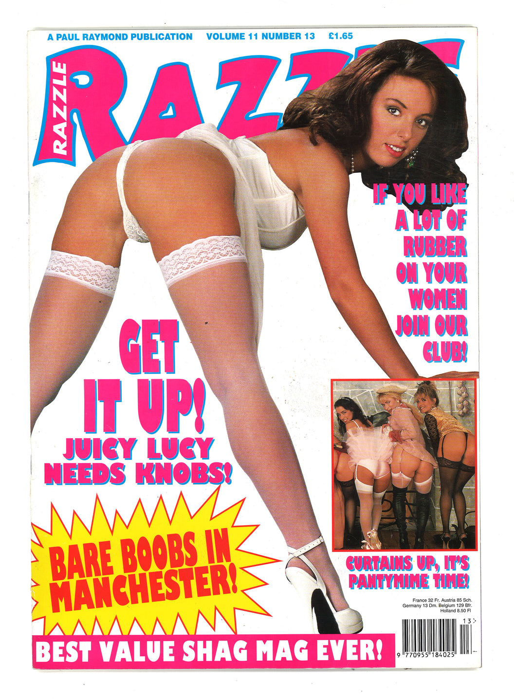 Razzle Vol 11 No 13