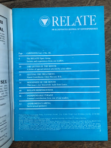Relate Vol 1 No 10