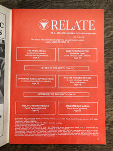 Relate Vol 1 No 12