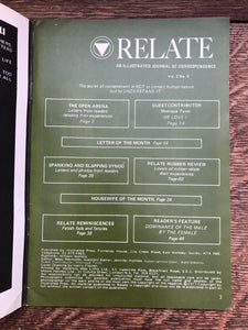 Relate Vol 2 No 4