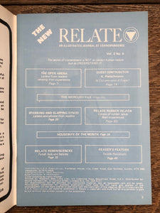 Relate Vol 2 No 6