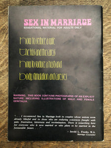 Sex in Marriage No 1