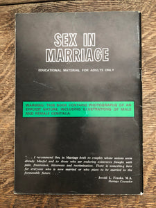 Sex in Marriage No 4
