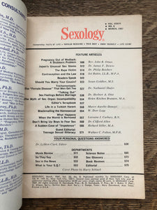 Sexology March 1967