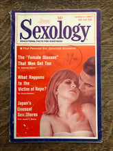 Load image into Gallery viewer, Sexology March 1967