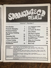 Load image into Gallery viewer, Spanking Review Vol 1 No 1