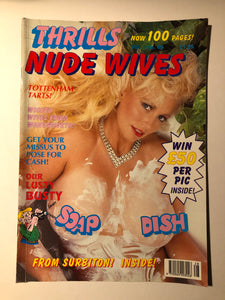 Thrills Nude Wives Vol 1 No 49