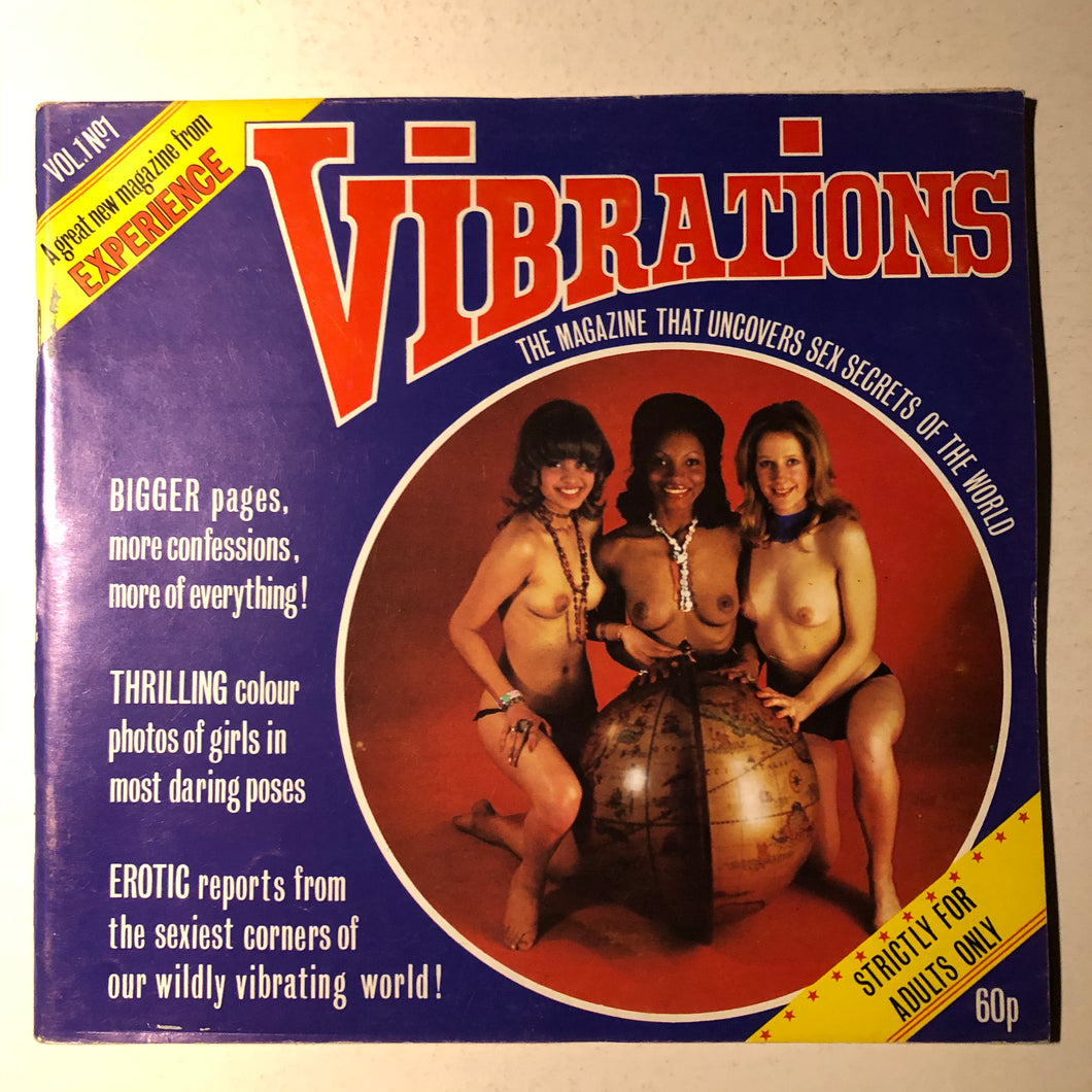Vibrations Vol 1 No 1