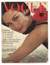 Load image into Gallery viewer, Vogue July 1963