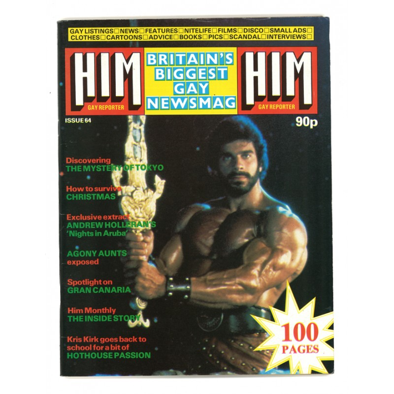 Him Issue 64, 1984