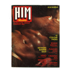 Him Issue 26, 1980