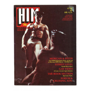Him Issue 34, 1980