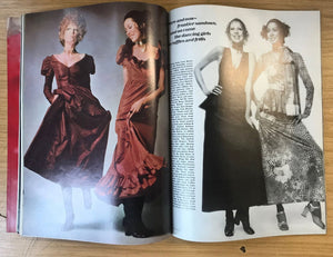 Vogue UK March 15th 1970