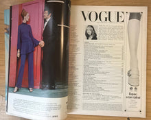 Load image into Gallery viewer, Vogue UK Oct 1st 1970