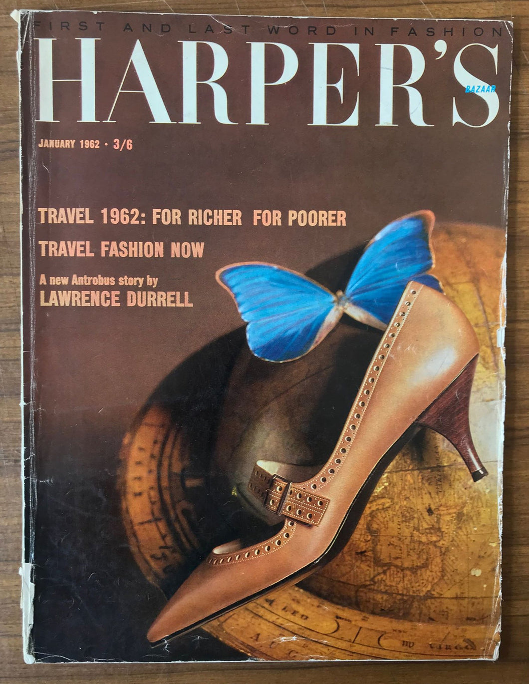 Harper's Bazaar (UK) Jan 1962