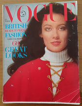 Load image into Gallery viewer, Vogue UK March 15th 1970