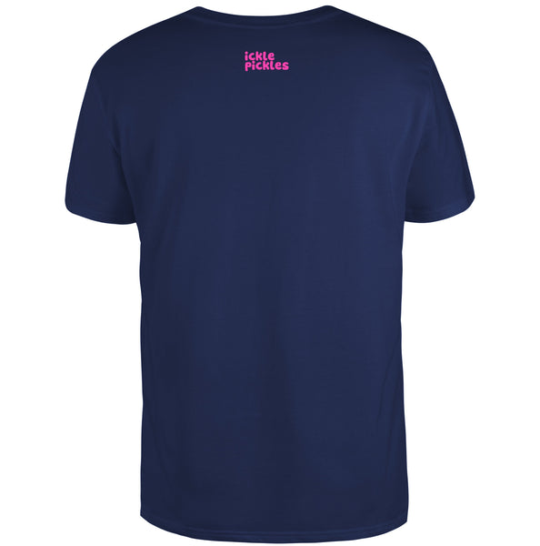 Fearless T-Shirt in Navy (Regular Fit)