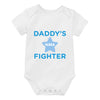 Daddy's Ickle Fighter Premmie Baby Grow (3-5 lbs)