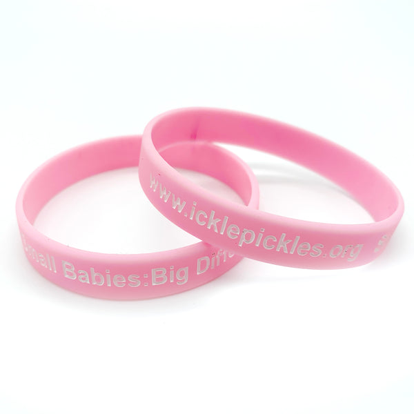 Ickle Pickles Wristbands