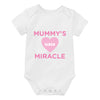 Mummy's Ickle Miracle Premmie Baby Grow (3-5 lbs)