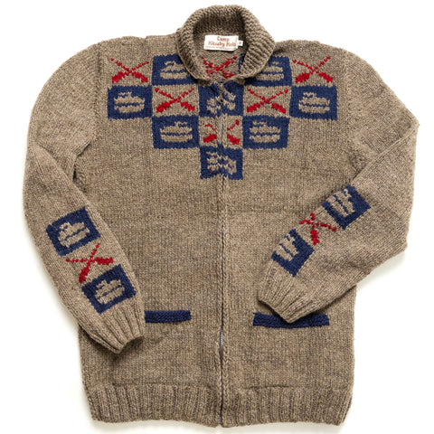 Bonspiel Days Curling Sweater