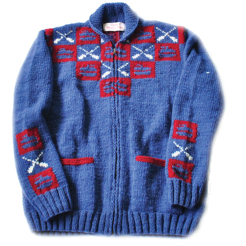Buffalo Sweater Navy