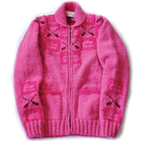 Pink Bonspiel Days Curling Sweater