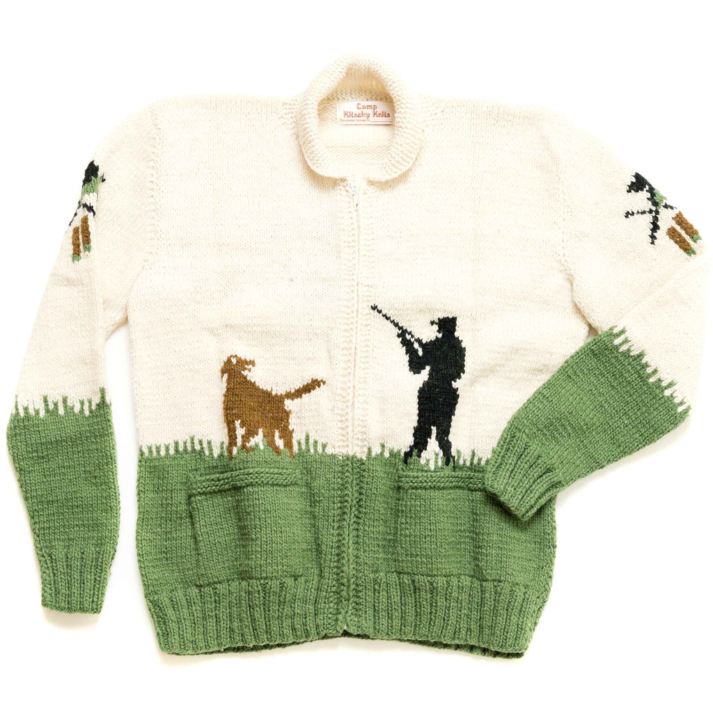 Pheasant Hunt Sweater Mary Maxim
