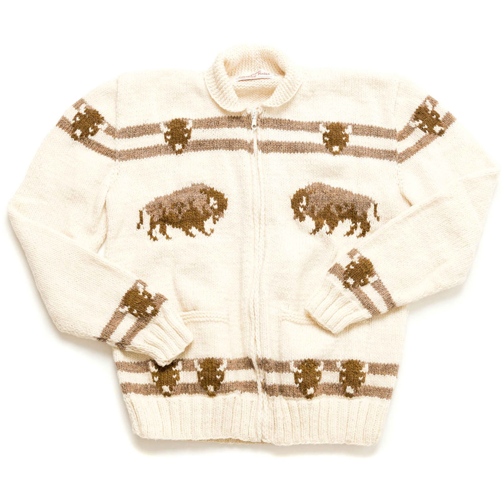 Mary Maxim Buffalo Sweater