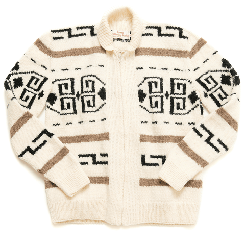 Mary Maxim Totem Sweater
