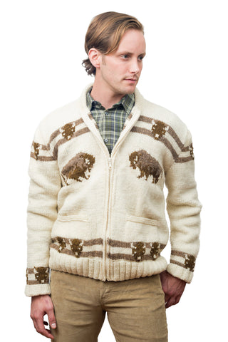 Buffalo Sweater
