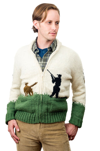 Pheasant Hunt Sweater